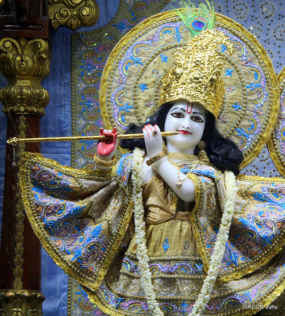ISKCON Juhu Mangal Deity Darshan pon 16th Nov 2019