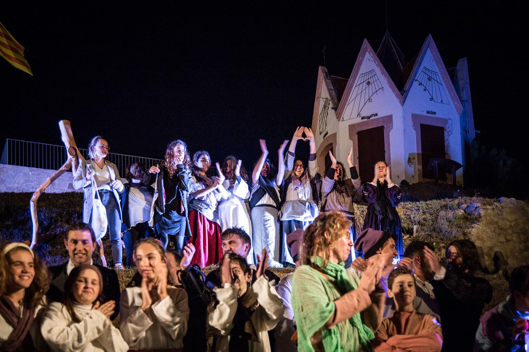 El Còdex - Acte IV - XX Fira de les Bruixes