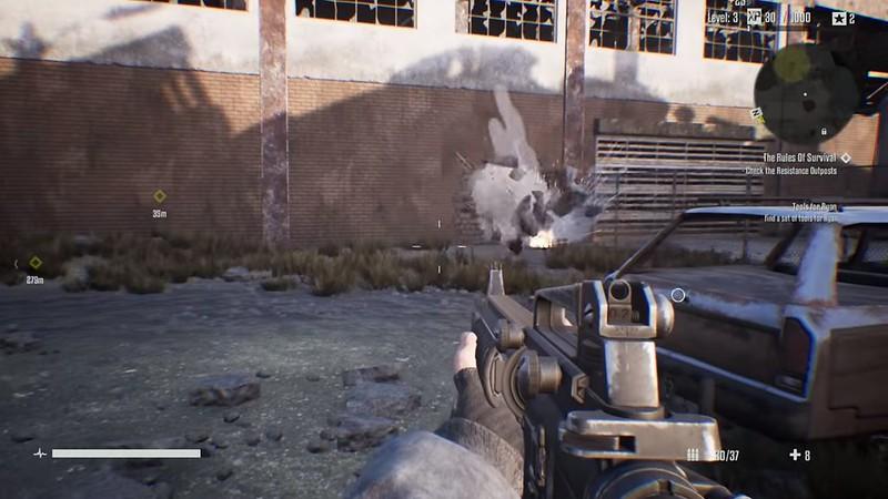 Terminatorga qarshilik - omborxona