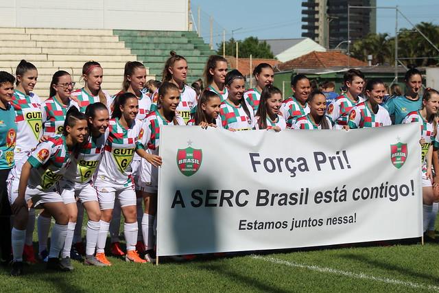 ⚽️ Grêmio 4x2 Brasil de Farroupilha