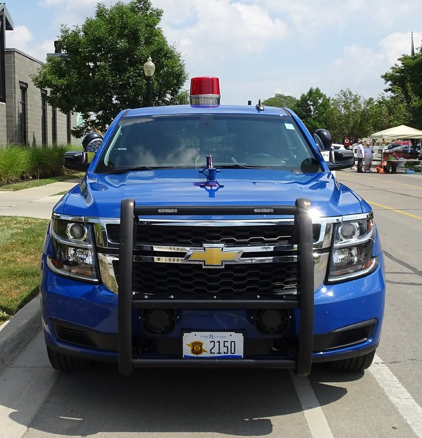 Michigan State Police - Chevrolet Tahoe (3)