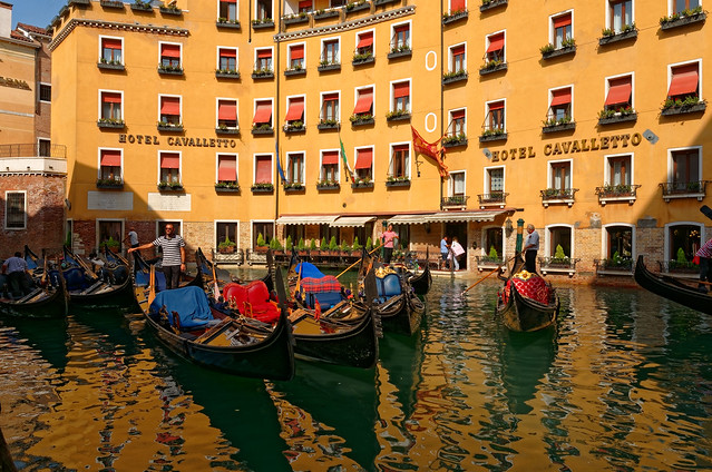 Venezia / Bacino Orseolo