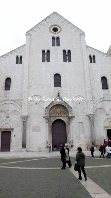 Bari (BA), 2007, Basilica di San Nicola.
