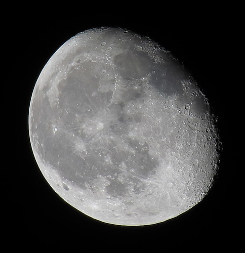 Wanning Gibbous 91% of the Moon is Illuminated IMG_6306