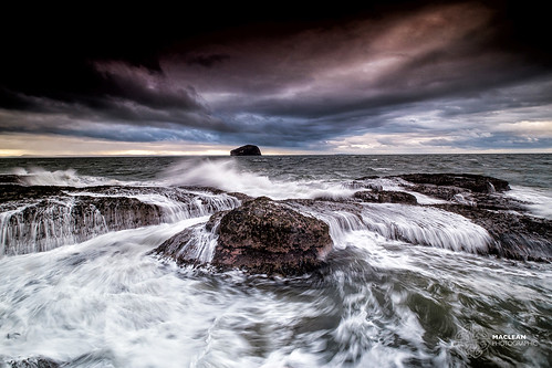 Stormy Weather at Seacliff