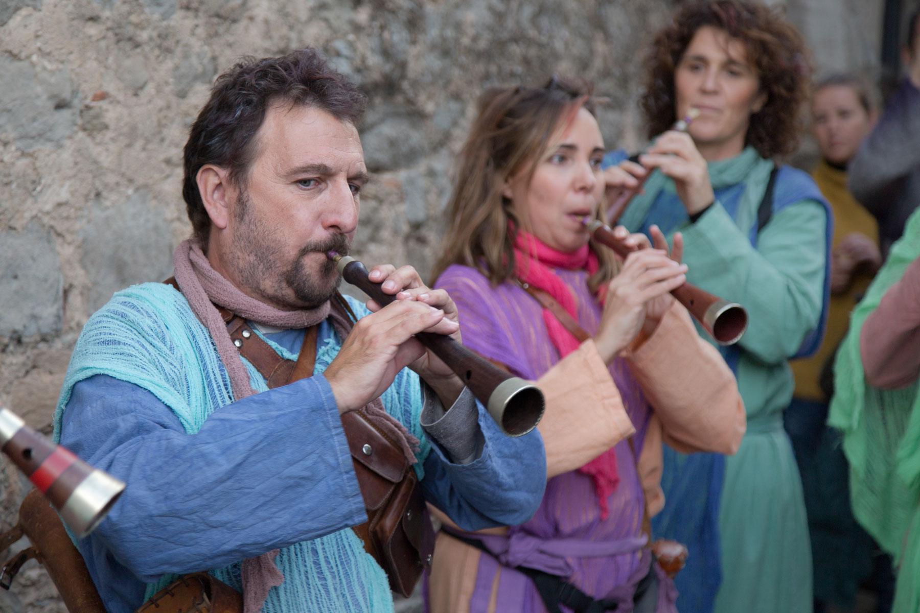 Cercavila musical - XX Fira de les Bruixes
