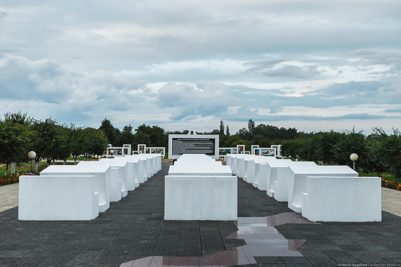 Беларусь: мемориальный комплекс Красный Берег -  — LiveJournal