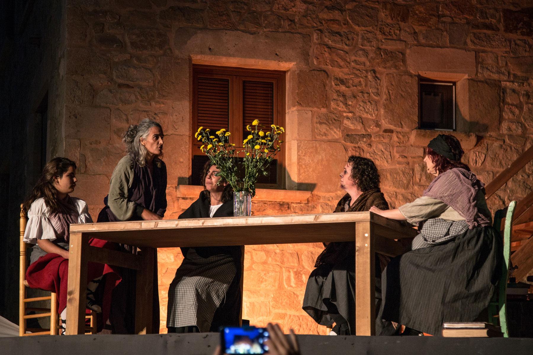 El Còdex - Acte I - XX Fira de les Bruixes