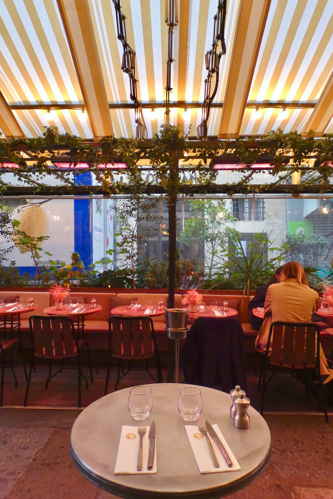 Restaurant Gilberte, Paris
