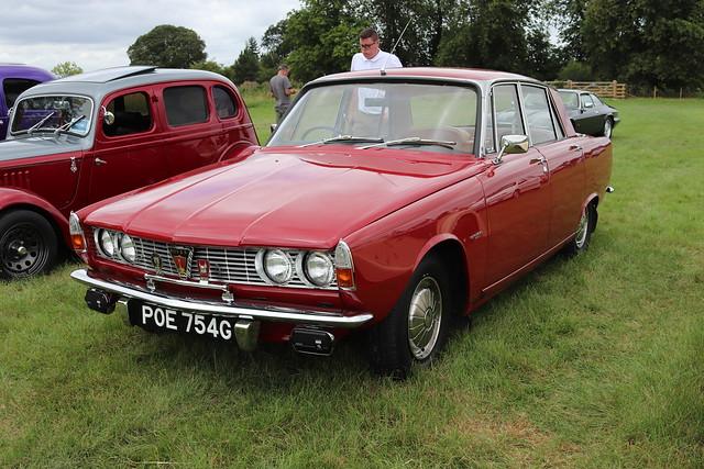 Rover 2000 SC POE754G