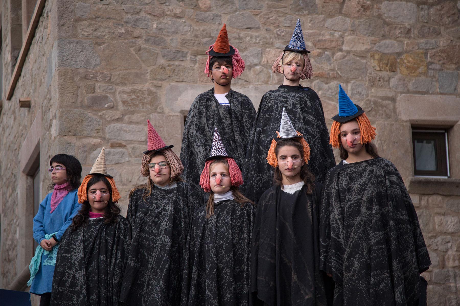 El Concurs - XX Fira de les Bruixes