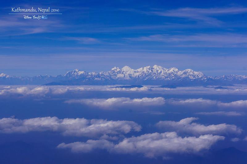 2014 Nepal Himalayan Mountain 2