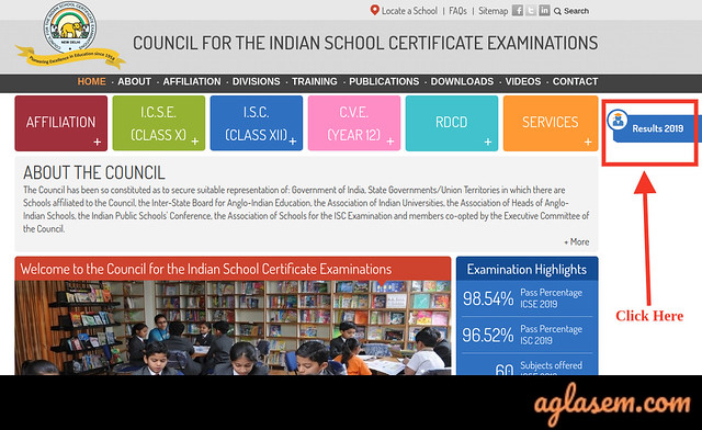 ISC Result 2020