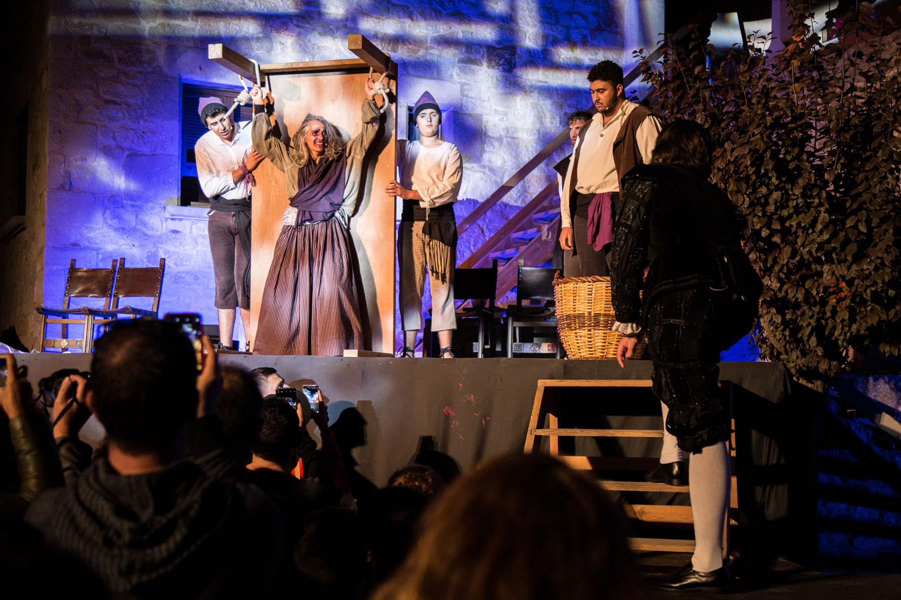 El Còdex - Acte III - XX Fira de les Bruixes