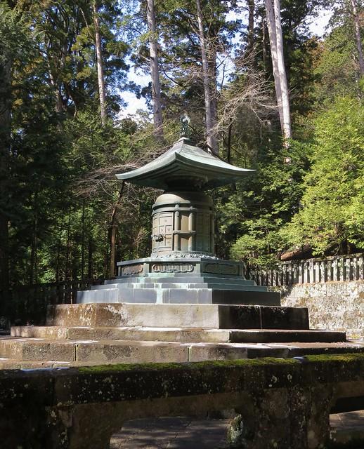 Grave of Tokugawa Ieyasu
