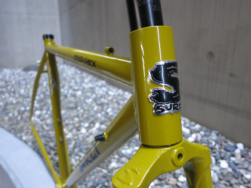 SURLY Cross Check FF Mus Hed