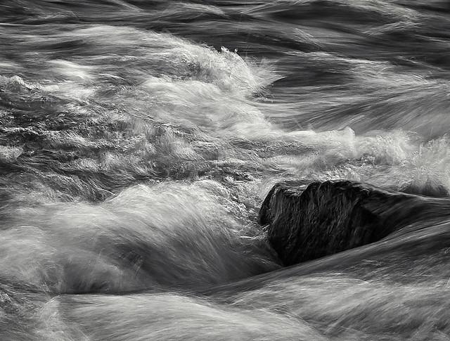 Cheakamus River Detail