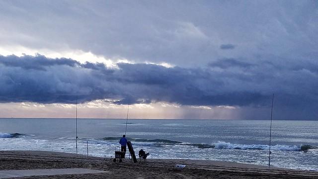 Playa de Gavà. Gavà Beach. Baix Llobregat