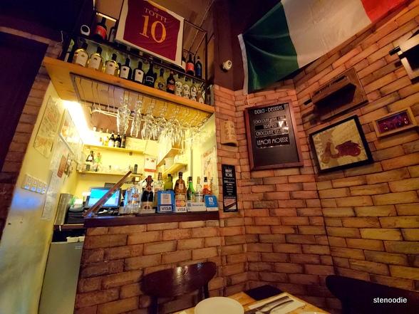 Ristorante Pizzeria Da Vincenzo interior