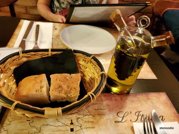 Ristorante Pizzeria Da Vincenzo bread