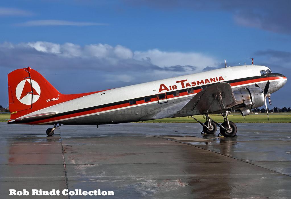 Air Tasmania DC-3 VH-MMF