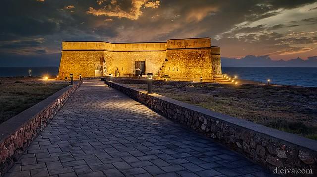 Castillo de Guardias Viejas (El Ejido)