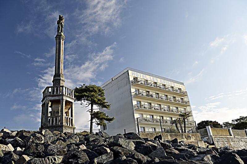 Hotel Les Brises. La Rochelle. France