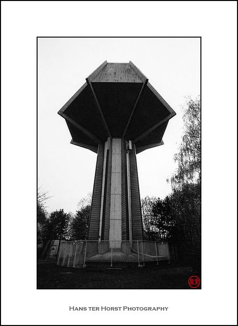 Bonnevoie water tower III
