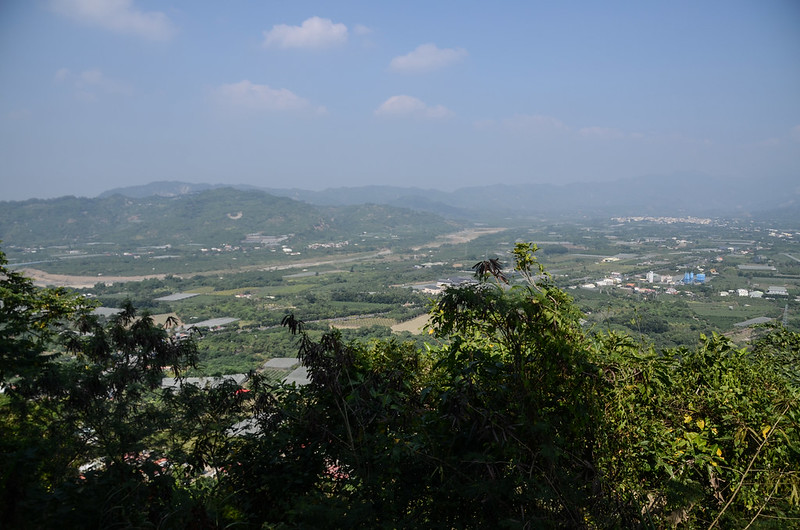 虎頭山余清芳紀念碑展望 (2)