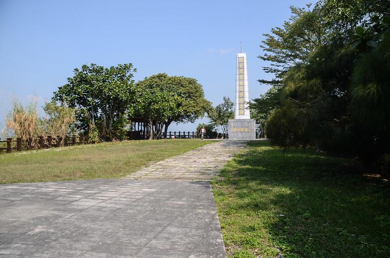 虎頭山余清芳紀念碑公園