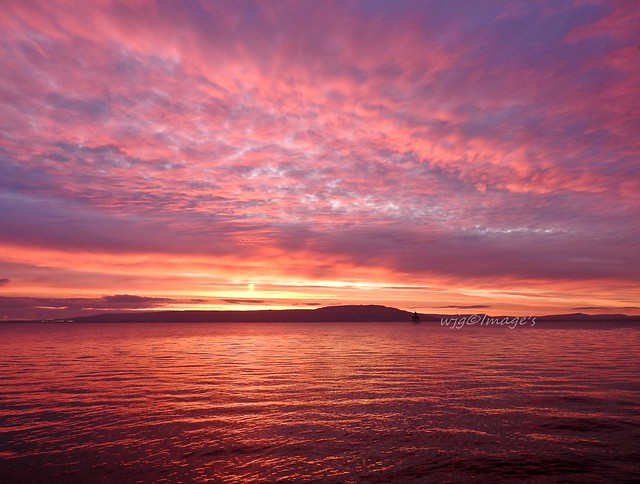 Early morning, Lough Foyle, Co. Donegal.