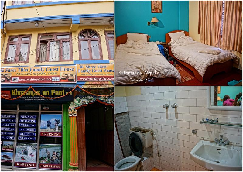 2014 Nepal Kathmandu Shree Tibet Family Guest House