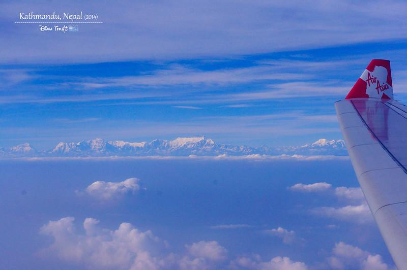 2014 Nepal Himalayan Mountain