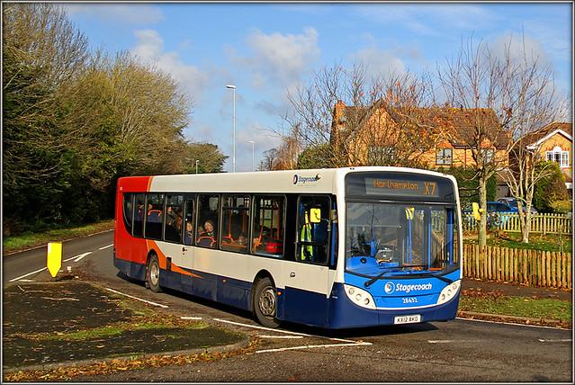 Stagecoach 28632