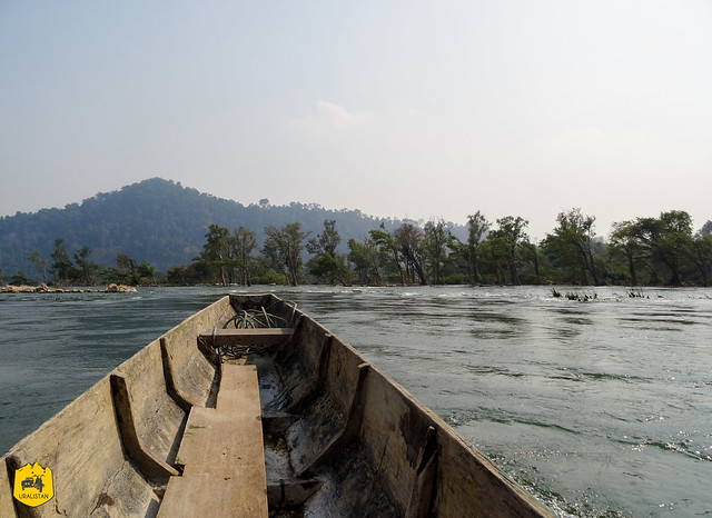 4000 islands of the Mekong river, Southern Laos