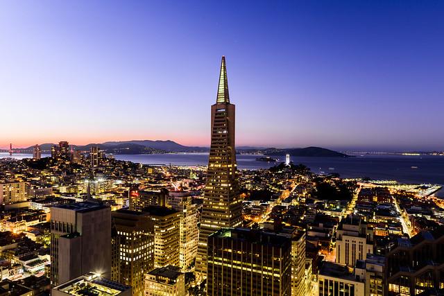 San Francisco; Dusk Attack