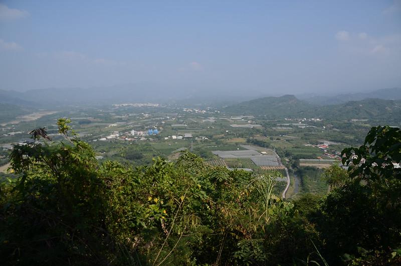 虎頭山余清芳紀念碑展望 (3)