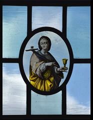 St Barbara? (17th Century, continental)