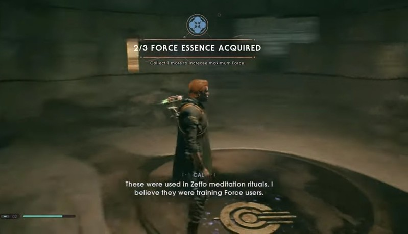 Star Wars Jedi Fallen Order - Force Essence