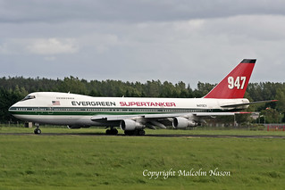 B747 N470EV EVERGREEN SUPERTANKER