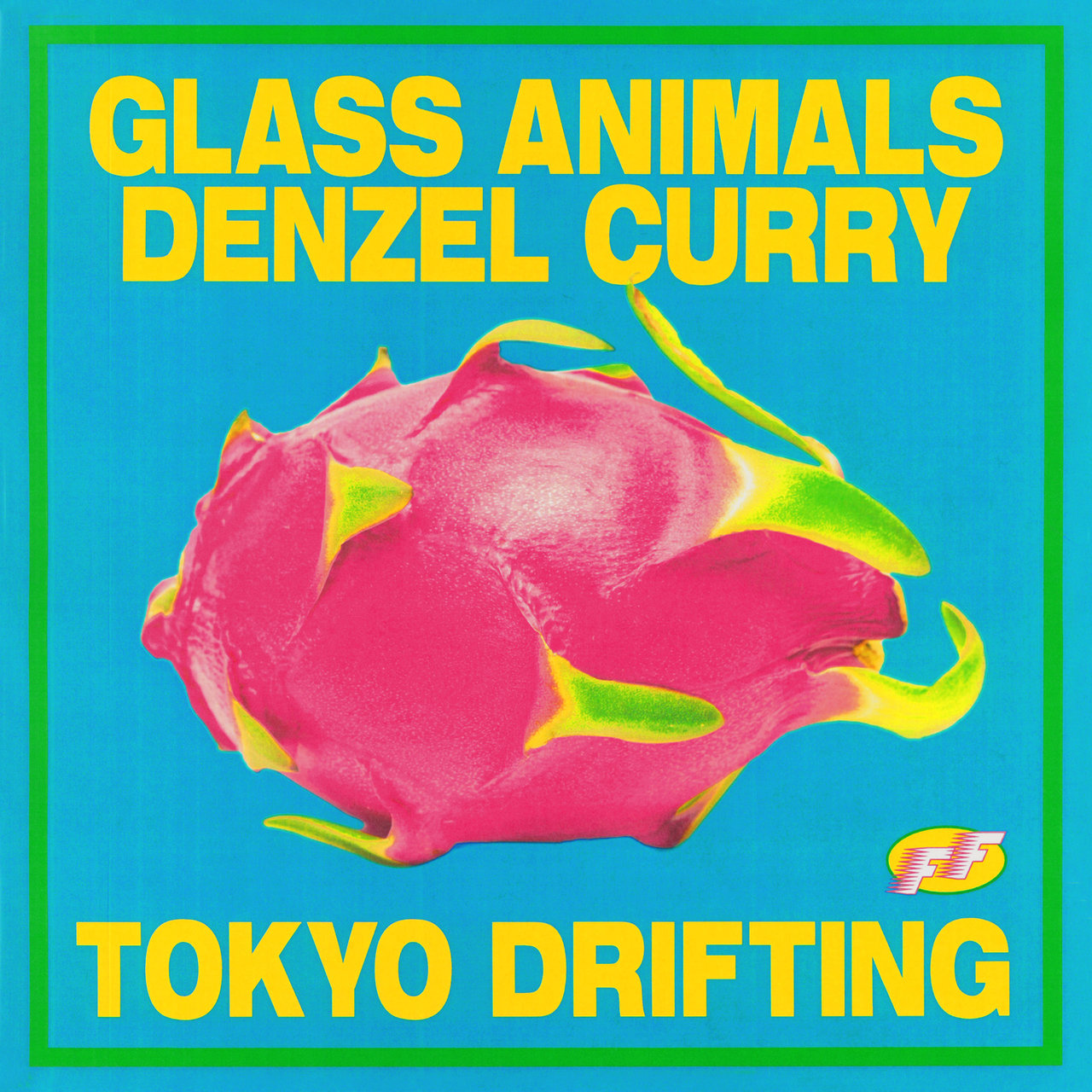 Glass Animals And Denzel Curry - Tokyo Drifting