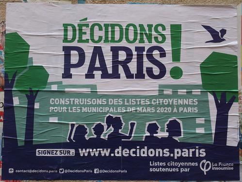 Décidons Paris !