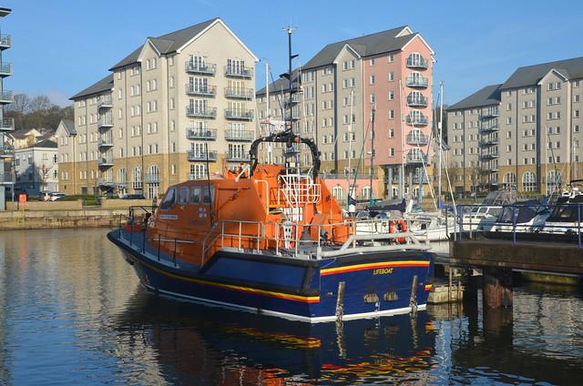 RNLI Tamar-class lifeboat