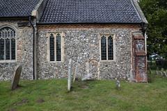 south chancel wall
