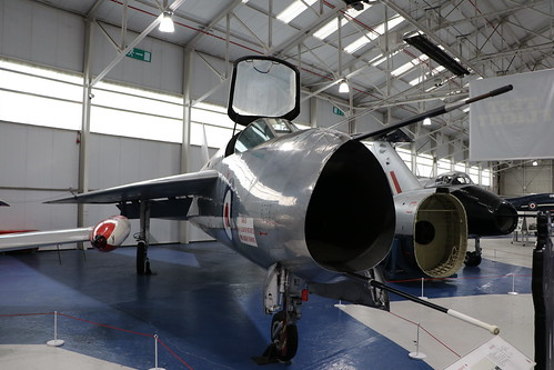 WG760  -  English Electric P1A  -  Royal Air Force  -  RAF Museum Cosford 15/11/19 | by Plane Martin