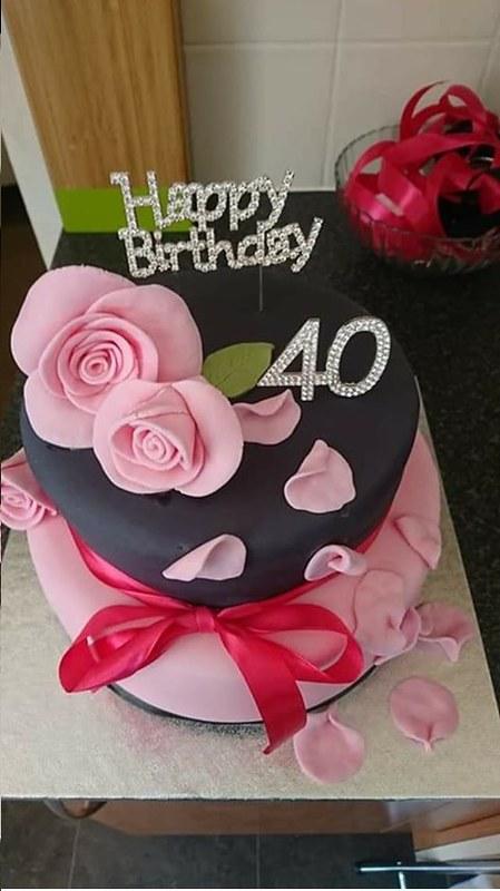 Cake by Linda Stark