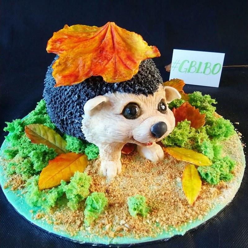Cake by Irina Kramorenko