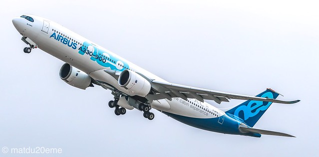 Airbus A330-900Neo / Airbus Industrie