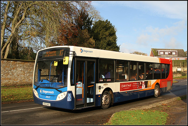 Stagecoach 28632, Brixworth
