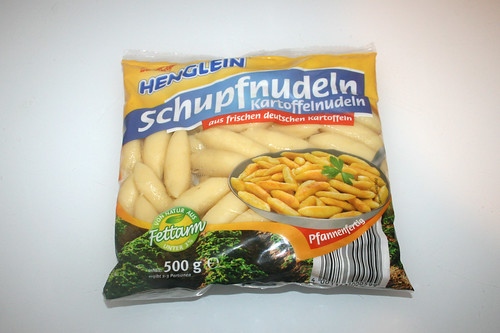 04 - Zutat Schupfnudeln / Ingredient finger shaped potato dumplings